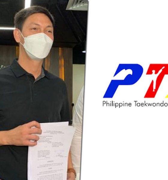 Tiebreaker Times Donnie Geisler files cyber libel case against PTA News PBA Taekwondo  Philippine Taekwondo Association Donnie Geisler