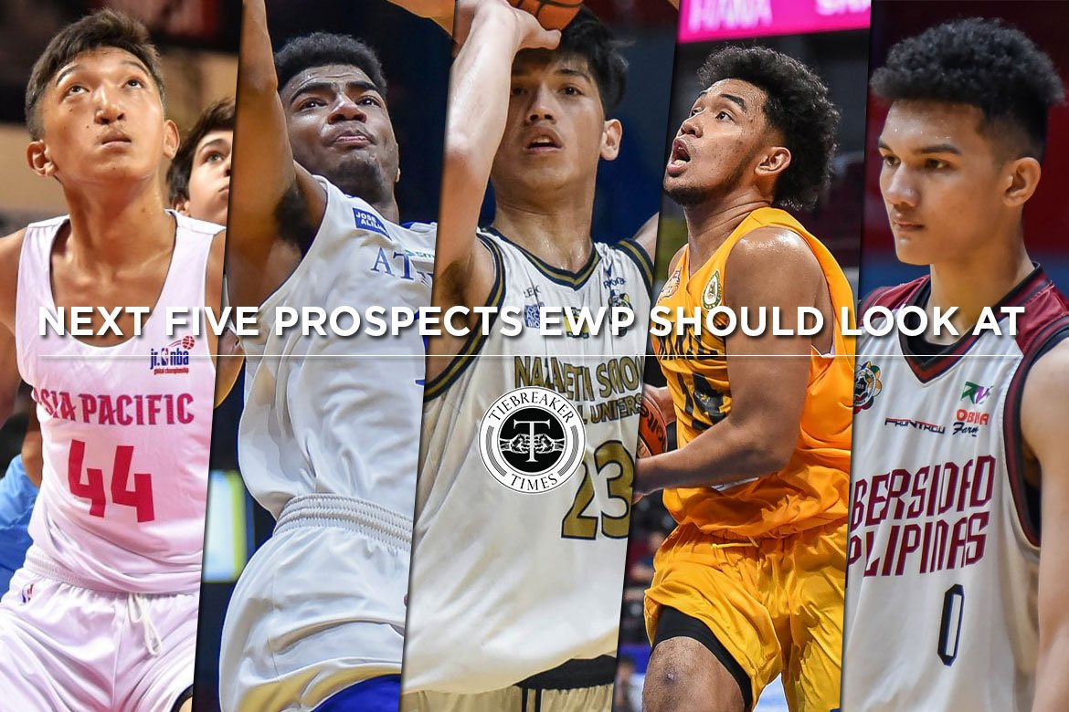 Tiebreaker Times The next five prospects EWP should look at Bandwagon Wire Basketball  Sean Torculas RJ Abarrientos Lebron Lopez Kobe Demisana East West Private Carl Tamayo
