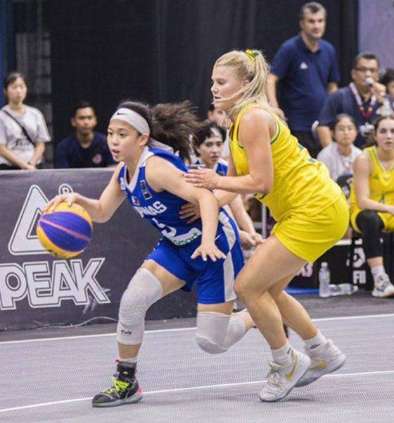 Tiebreaker Times Ella Fajardo commits to D1 school Fairleigh Dickinson Basketball News  Fairleigh Dickinson Knights Ella Fajardo