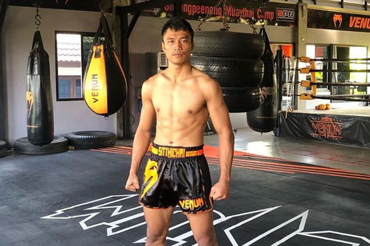 Tiebreaker Times Sitthichai's lifelong journey lands him with ONE Kickboxing News ONE Championship  Sitthichai Sitsongpeenong ONE: No Surrender