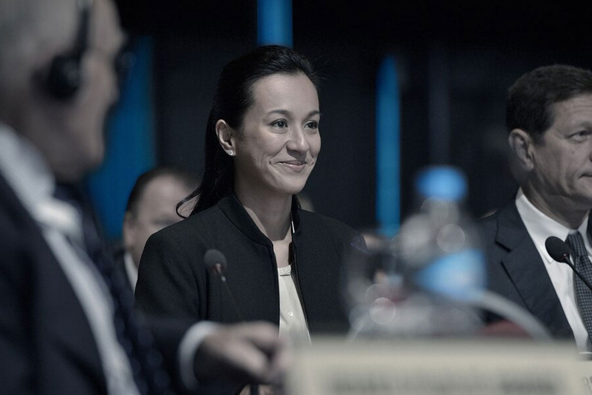 Tiebreaker Times Mikee Cojuangco believes sports should know no gender News  Mikee Cojuangco International Olympic Committee
