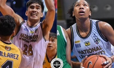 Tiebreaker Times Kevin Quiambao, Jack Animam pushed each other to improve Basketball News NU  NU Women's Basketball NU Boys Basketball Kevin Quiambao Jack Animam