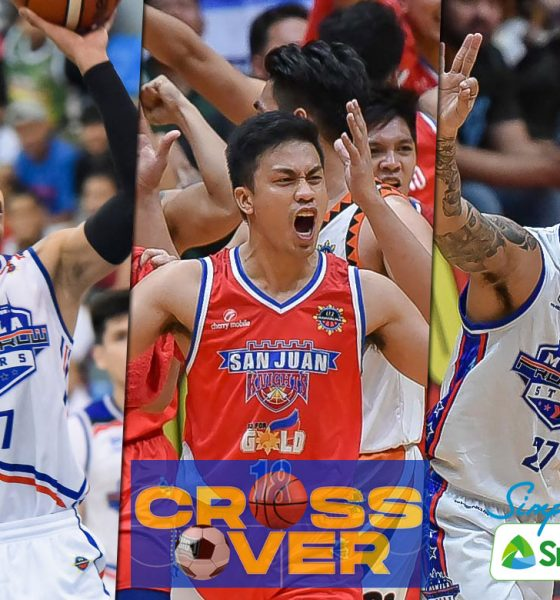 Tiebreaker Times PBA rooks Dionisio, Ayonayon, Bitoon in unison: MPBL toughened them after NAASCU Basketball MPBL NAASCU News PBA  PBA Season 45 NLEX Road Warriors Mike Ayonayon Manila Stars Magnolia Hotshots Go for Gold-San Juan Knights Chris Bitoon Blackwater Elite Aris Dionisio 2019-20 MPBL Lakan Cup