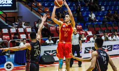Tiebreaker Times Mapua's Jonnel Policarpio pledges commitment to La Salle Basketball DLSU MIT News UAAP  UAAP Season 84 Men's bASKETBALL UAAP Season 84 Mapua Juniors Basketball Jonnel Policarpio DLSU Men's Basketball