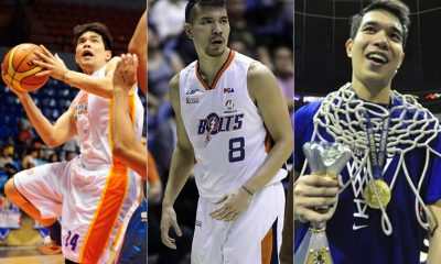 Tiebreaker Times Nico Salva forever grateful for opportunities given by MVP ADMU Basketball News PBA SBC  San Beda Juniors Basketball NLEX Road Warriors Nico Salva Meralco Bolts Manny V. Pangilinan Ateneo Men's Basketball