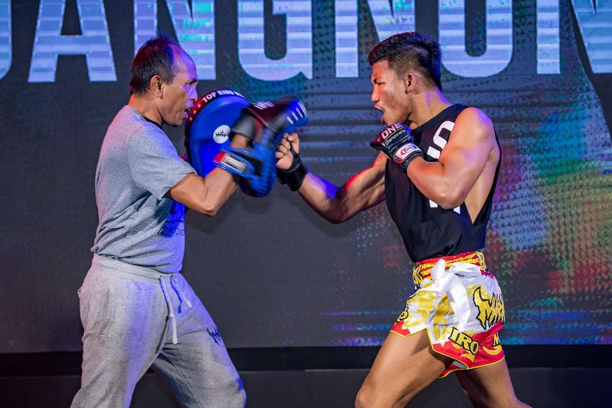Tiebreaker Times Rodtang vows non-stop pressure in rubber match vs Petchdam Muay Thai News ONE Championship  Rodtang Jitmuangnon Petchdam Petchyindee Academy ONE: No Surrender