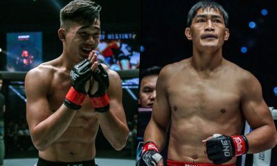 Tiebreaker Times Eduard Folayang accepts Christian Lee's challenge Mixed Martial Arts News ONE Championship  Team Lakay Evolve MMA Eduard Folayang Christian Lee