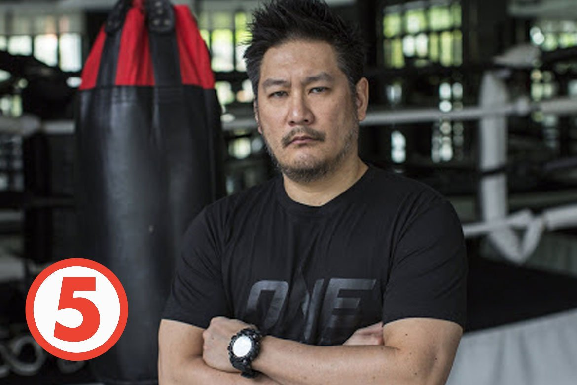 Tiebreaker Times ONE Championship secures multi-year deal with TV5 News ONE Championship  TV5 Sienna Olaso Cignal Chatri Sityodtong