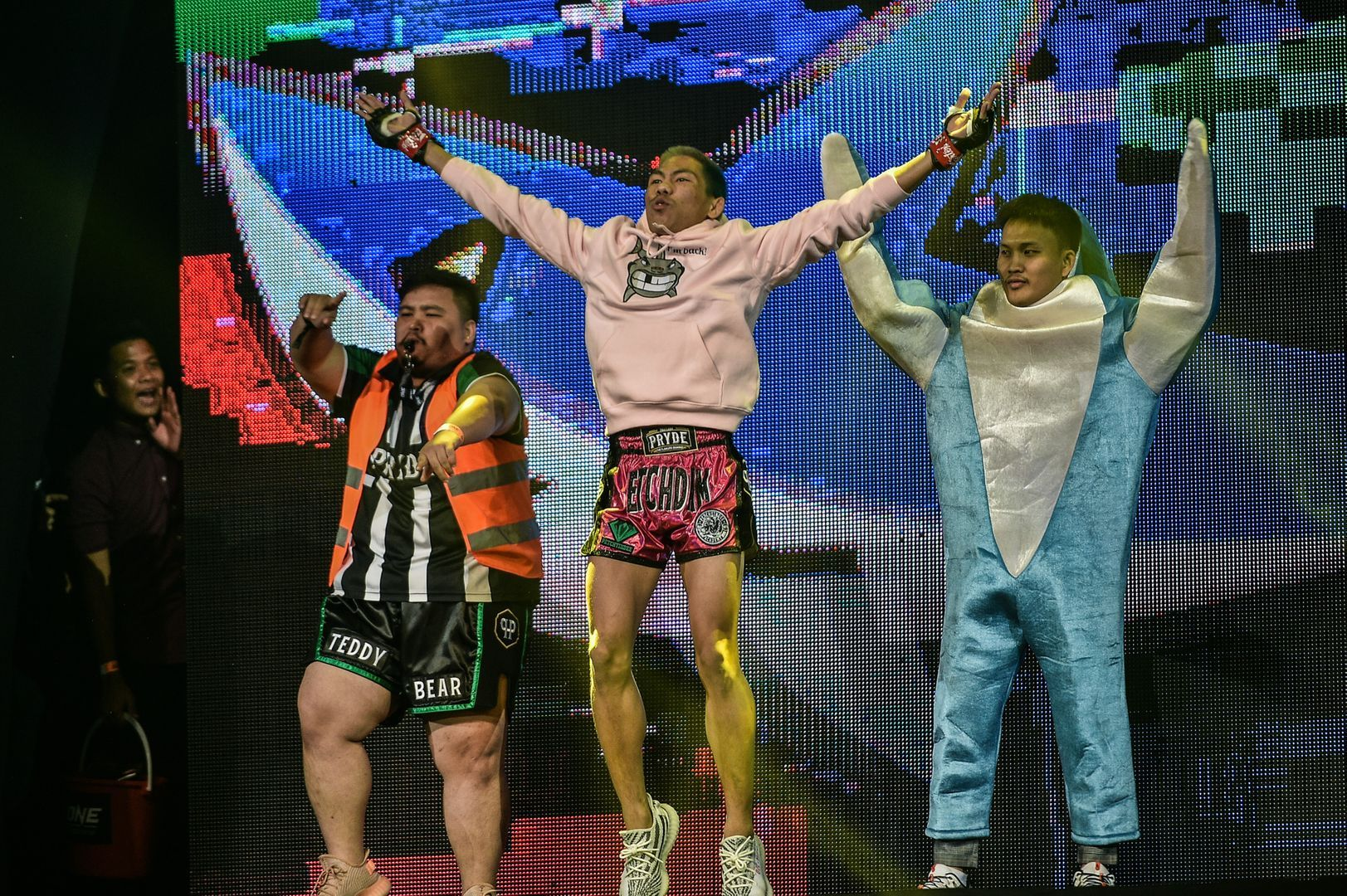 Tiebreaker Times Petchdam exhumes confidence ahead of third bout with 'superstar' Rodtang Muay Thai News ONE Championship  Petchdam Petchyindee Academy ONE: No Surrender