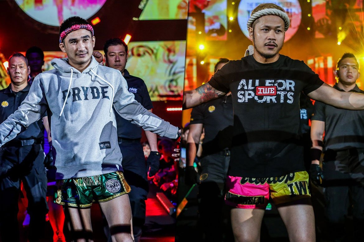 Tiebreaker Times Petchmorakot out to cement status with win over Yodsanklai Muay Thai News ONE Championship  Yodsanklai IWE Fairtex Petchmorakot Petchyindee Academy ONE: No Surrender