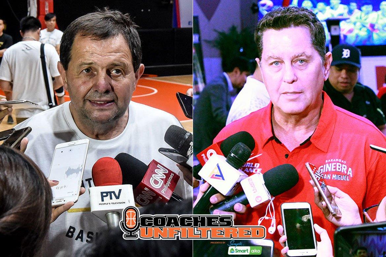 Tiebreaker Times Rajko Toroman gives high praise for Tim Cone: 'He is a legend' Basketball News  Tim Cone Rajko Toroman