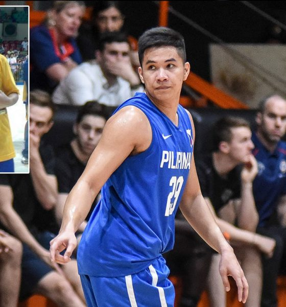 Tiebreaker Times Roger Pogoy's life changed after one trip to the market with his dad Basketball News PBA  TNT Katropa Roger Pogoy PBA Season 45