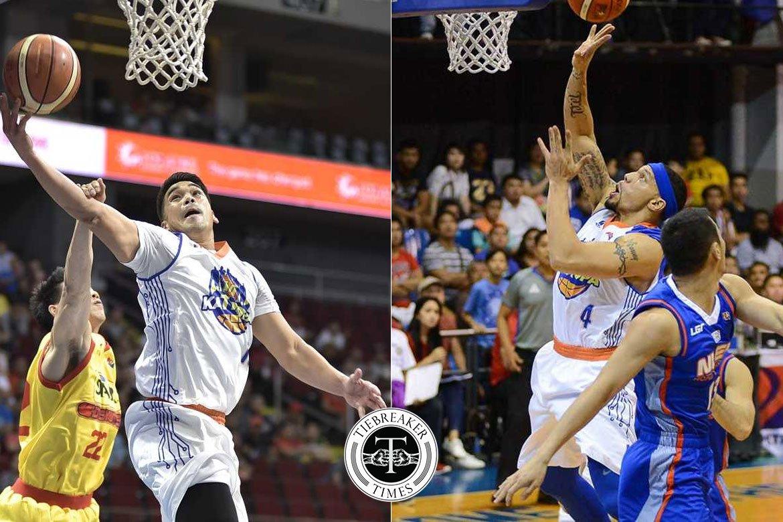 Tiebreaker Times Carey, Reyes share how MVP is like as a team owner Basketball News PBA  TNT Katropa Ryan Reyes PBA Season 45 Manny V. Pangilinan Harvey Carey