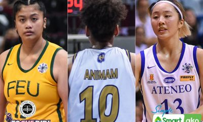 Tiebreaker Times What makes the NU Lady Bulldogs different from the rest? ADMU Basketball FEU News NU UAAP  NU Women's Basketball Katrina Guytingco Jack Animam FEU Women's Basketball Clare Castro Ateneo Women's Basketball Afril Bernardino