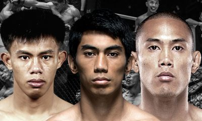 Tiebreaker Times OGs Eddiva, Galera, Sangcha-an proud of Team Lakay's success Brave CF Mixed Martial Arts News ONE Championship UFC  Team Lakay Roldan Sangcha-an Mark Eddiva Dave Galera