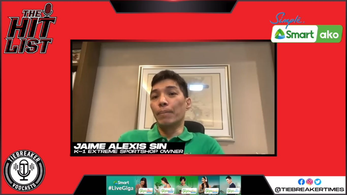 Tiebreaker Times From Tektite to the Cage: How Jaime Sin built K-1 Extreme Sportshop Branded Content News  K-1 Extreme Sportshop Jaime Sin