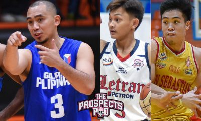 Tiebreaker Times Paul Lee hopes RK Ilagan, Fran Yu continue 'Angas ng Tondo' legacy Basketball CSJL NCAA News PBA SSC-R  San Sebastian Seniors Basketball RK Ilagan PBA Season 45 Paul Lee NCAA Season 96 Seniors Basketball NCAA Season 96 magnolia hotshtos Letran Seniors Basketball