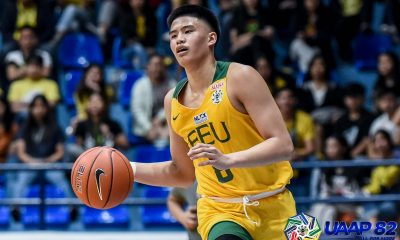 Tiebreaker Times FEU's all-around swingman Cholo Anonuevo to train with EWP Basketball FEU News  UAAP Season 83 Men's Basketball UAAP Season 83 Olsen Racela FEU Men's Basketball East West Private Cholo Anonuevo