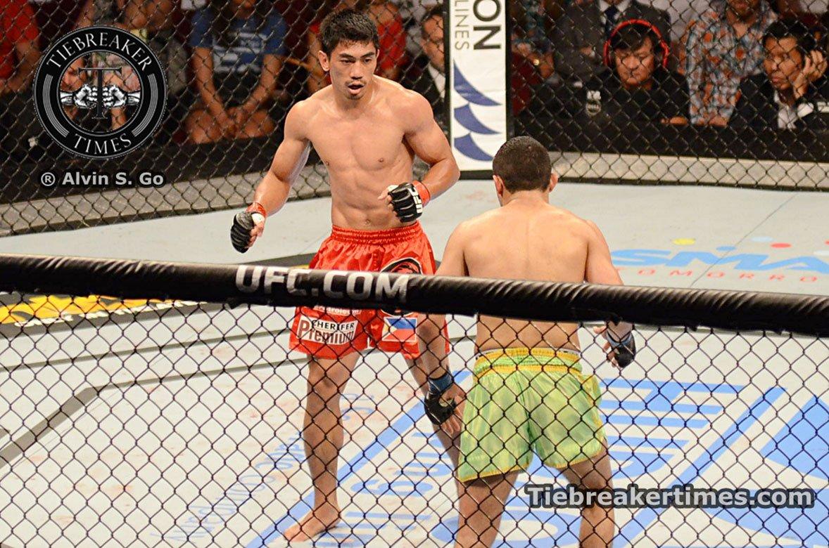 UFC-Fight-Night-Manila-Mark-Eddiva Mark Eddiva shares regret during short UFC run Mixed Martial Arts News UFC  - philippine sports news