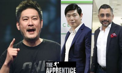 Tiebreaker Times ONE Championship reveals new guest CEOs for 'The Apprentice' News ONE Championship  Chatri Sityodtong Apprentice: ONE Championship