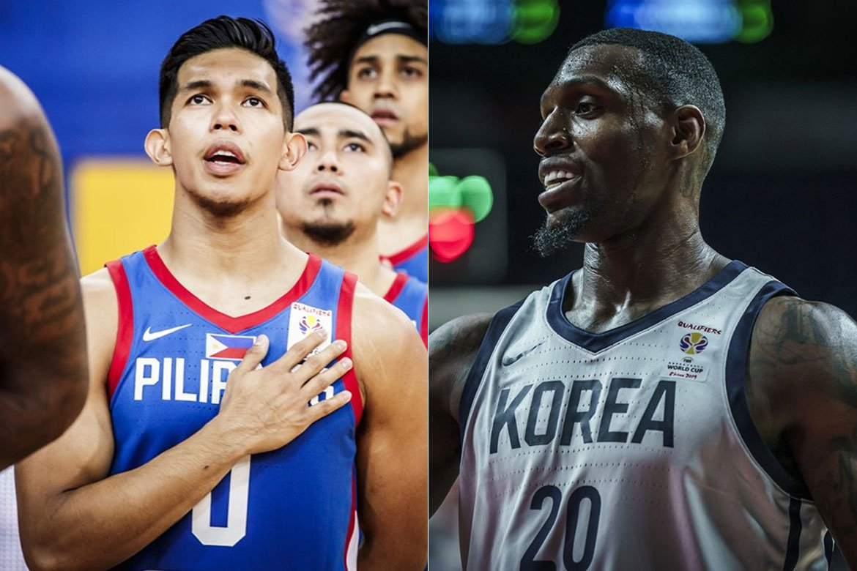 Tiebreaker Times Ricardo Ratliffe dubs Thirdy Ravena as 'the future' 2021 FIBA Asia Cup Basketball Gilas Pilipinas News  Thirdy Ravena Ricardo Ratliffe 2021 FIBA Asia Cup Qualifiers