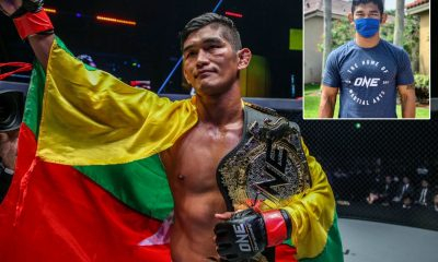 Tiebreaker Times Aung La N Sang tests positive for COVID-19 Mixed Martial Arts News ONE Championship  Coronavirus Pandemic Aung La N Sang