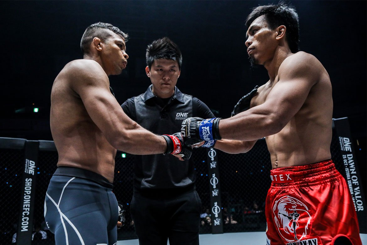 Tiebreaker Times Kevin Belingon wants one more crack at Bibi before move to featherweight Mixed Martial Arts News ONE Championship  Team Lakay Kevin Belingon