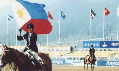 Tiebreaker Times Mikee Cojuangco bares she tried to qualify for 2000 Sydney Games Equestrian News  Mikee Cojuangco 2000 Olympics