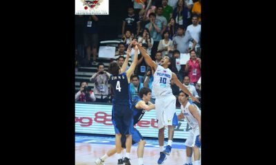 Tiebreaker Times Gabe Norwood on World Cup-ticket sealing block: 'It's just second effort' Basketball Gilas Pilipinas News  South Korea (Basketball) Kim Mingoo Gilas Pilipinas Men Gabe Norwood 2013 FIBA Asia Cup