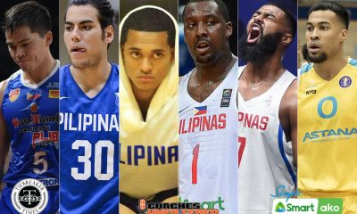 Tiebreaker Times Korea prevented Gilas from having this lineup in 2014 Asiad Basketball Gilas Pilipinas News  Stephen Holt Stanley Pringle Mo Tautuaa Maverick Ahanmisi Jordan Clarkson Jason Brickman Gilas Pilipinas Men Christian Standhardinger Chot Reyes Andray Blatche 2014 Asian Games