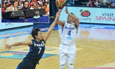 Tiebreaker Times Magoo Marjon looks back on most iconic call -- Jimmy Alapag's dagger vs South Korea Basketball Gilas Pilipinas News  Magoo Marjon Jimmy Alapag Gilas Pilipinas Men 2013 FIBA Asia Cup