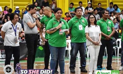 Tiebreaker Times Why Bujoy Magno was selected to be WNBL commissioner Basketball NBL News  Rhose Montreal Bujoy Magno 2020 WNBL Season