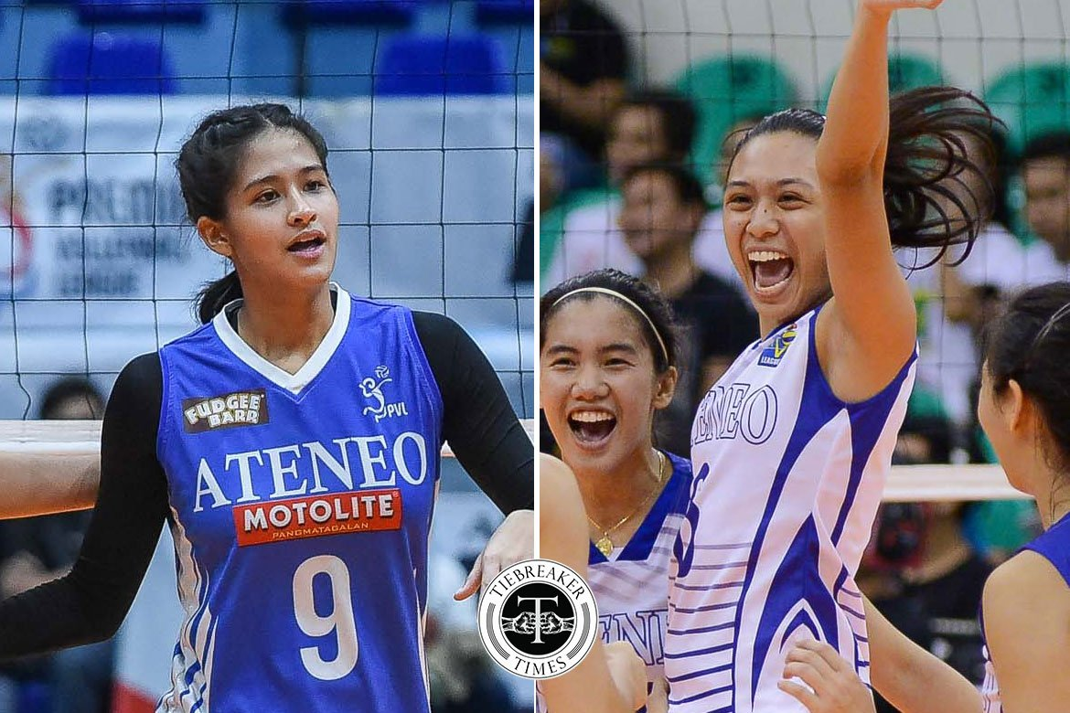 Tiebreaker Times Gaston, Lavitoria join Wong in Choco Mucho News PVL Volleyball  Ponggay Gaston Jamie Lavitoria Choco Mucho Flying Titans 2020 PVL Season