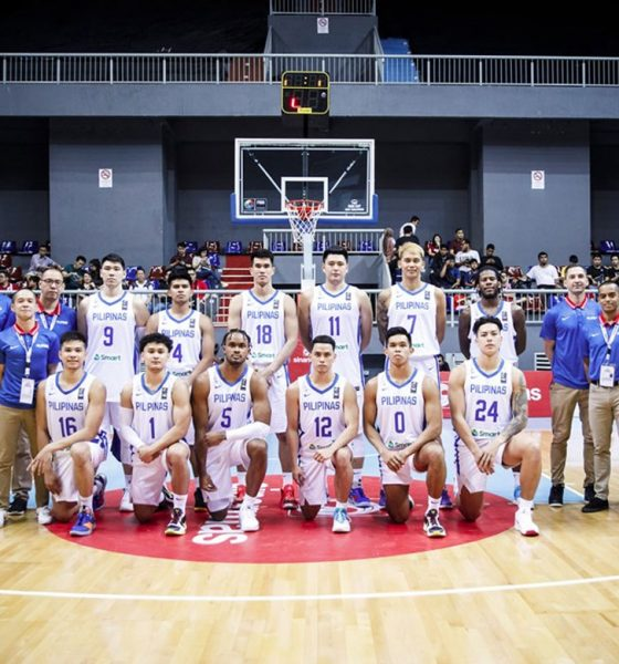 Tiebreaker Times Having all-Gilas Cadets team not an option for FIBA Asia Cup November window 2021 FIBA Asia Cup Basketball Gilas Pilipinas News  Tab Baldwin Gilas Pilipinas Men Gilas Cadets 2021 FIBA Asia Cup Qualifiers