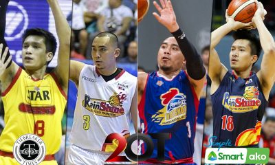 Tiebreaker Times Paul Lee recalls series of events that led to James Yap trade Basketball News PBA  Star Hotshots Rain or Shine Elasto Painters PBA Season 41 Paul Lee James Yap