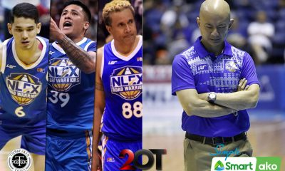 Tiebreaker Times Taulava, Cruz, Alas share why they keep coming back to Yeng Guiao Basketball News PBA  Yeng Guiao PBA Season 45 NLEX Road Warriors Kevin Alas Jericho Cruz Asi Taulava