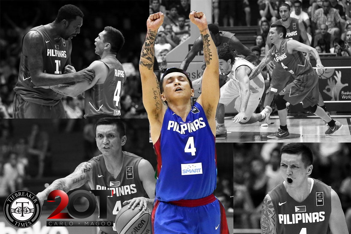Tiebreaker Times Cap Jimmy Alapag's rule during 2014 World Cup: 'No pictures until after the game' Basketball Gilas Pilipinas News  Paul Lee Jimmy Alapag Gilas Pilipinas Men 2014 FIBA World Cup