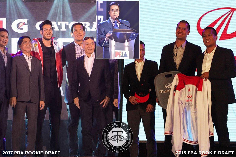 Tiebreaker Times Trades were difficult decisions to make, says ex-PBA kume Chito Narvasa Basketball News PBA  PBA Season 43 Chito Narvasa
