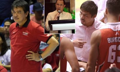 Tiebreaker Times Ex-PBA kume Chito Salud believes 12 teams enough for now Basketball News PBA  PBA Season 45 Chito Salud