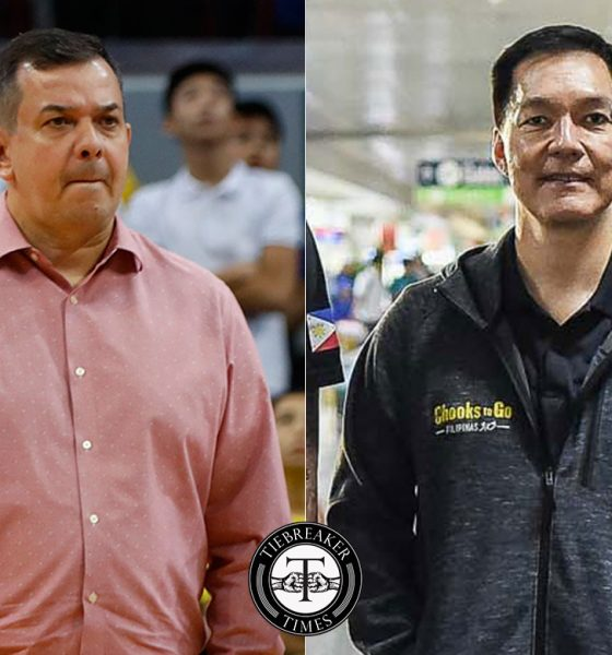 Tiebreaker Times Chooks 3x3 does not see PBA 3x3 as competition, says Eric Altamirano 3x3 Basketball Chooks-to-Go Pilipinas 3x3 News PBA 3X3  Eric Altamirano Dickie Bachmann 2020 PBA 3x3 Philippine Cup 2020 Chooks-to-Go Pilipinas 3x3 Season
