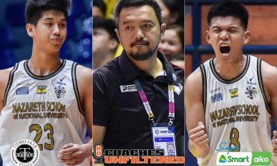 Tiebreaker Times How Bo Perasol landed Carl Tamayo, Gerry Abadiano Basketball News UAAP UP  UP Men's Basketball UAAP Season 83 Men's Basketball UAAP Season 83 Kevin Quiambao Gerry Abadiano Carl Tamayo Bo Perasol