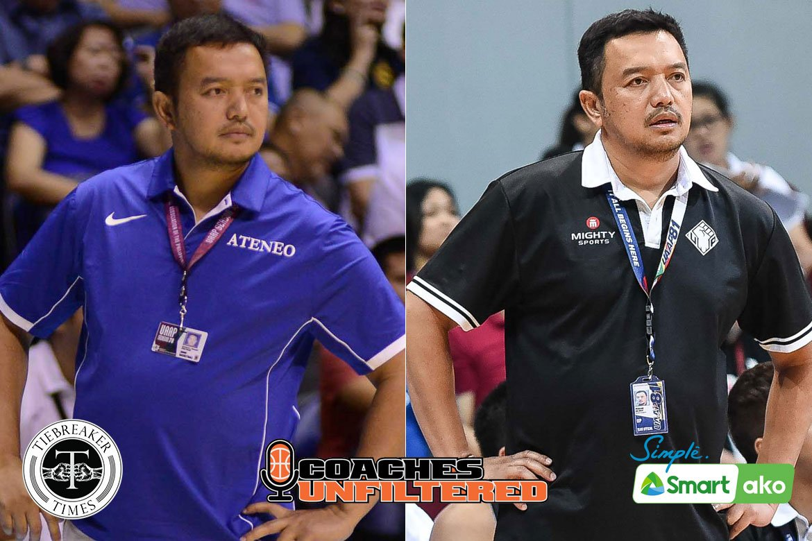 Tiebreaker Times What is Bo Perasol's biggest takeaway from Ateneo stint? ADMU Basketball News UAAP UP  UP Men's Basketball UAAP Season 83 Men's Basketball UAAP Season 83 Bo Perasol Ateneo Men's Basketball