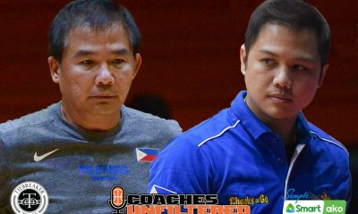 Tiebreaker Times Chot Reyes on son Josh: 'The things that happened to me, naapektuhan din siya' Basketball Gilas Pilipinas News PBA  TNT Katropa PBA Season 45 Josh Reyes Chot Reyes Batang Gilas