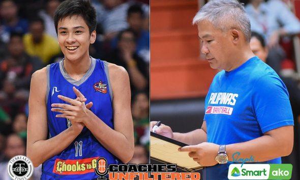 Tiebreaker Times Chot Reyes hopes Kai Sotto toughens up in G League: 'Kailangan niya mabugbog' Basketball News  Kai Sotto Chot Reyes 2020-21 NBA G-League Season