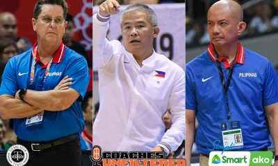 Tiebreaker Times Who is Chot Reyes' greatest PBA rival? Basketball News PBA  Yeng Guiao Tim Cone Chot Reyes