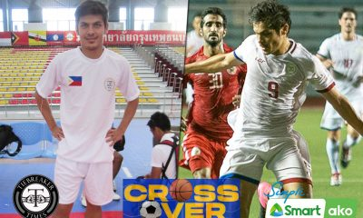 Tiebreaker Times Misagh Bahadoran looks back on unlikely journey to Azkals Football News Philippine Azkals  Misagh Bahadoran
