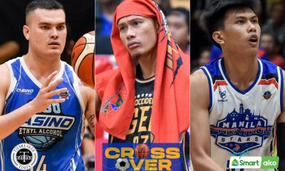 Tiebreaker Times Facing Mark Yee made Aris Dionisio, Will McAloney PBA-ready Basketball MPBL News PBA  Will McAloney Mark Yee Manila Stars Cebu Sharks Aris Dionisio Allyn Bulanadi 2019-20 MPBL Lakan Cup
