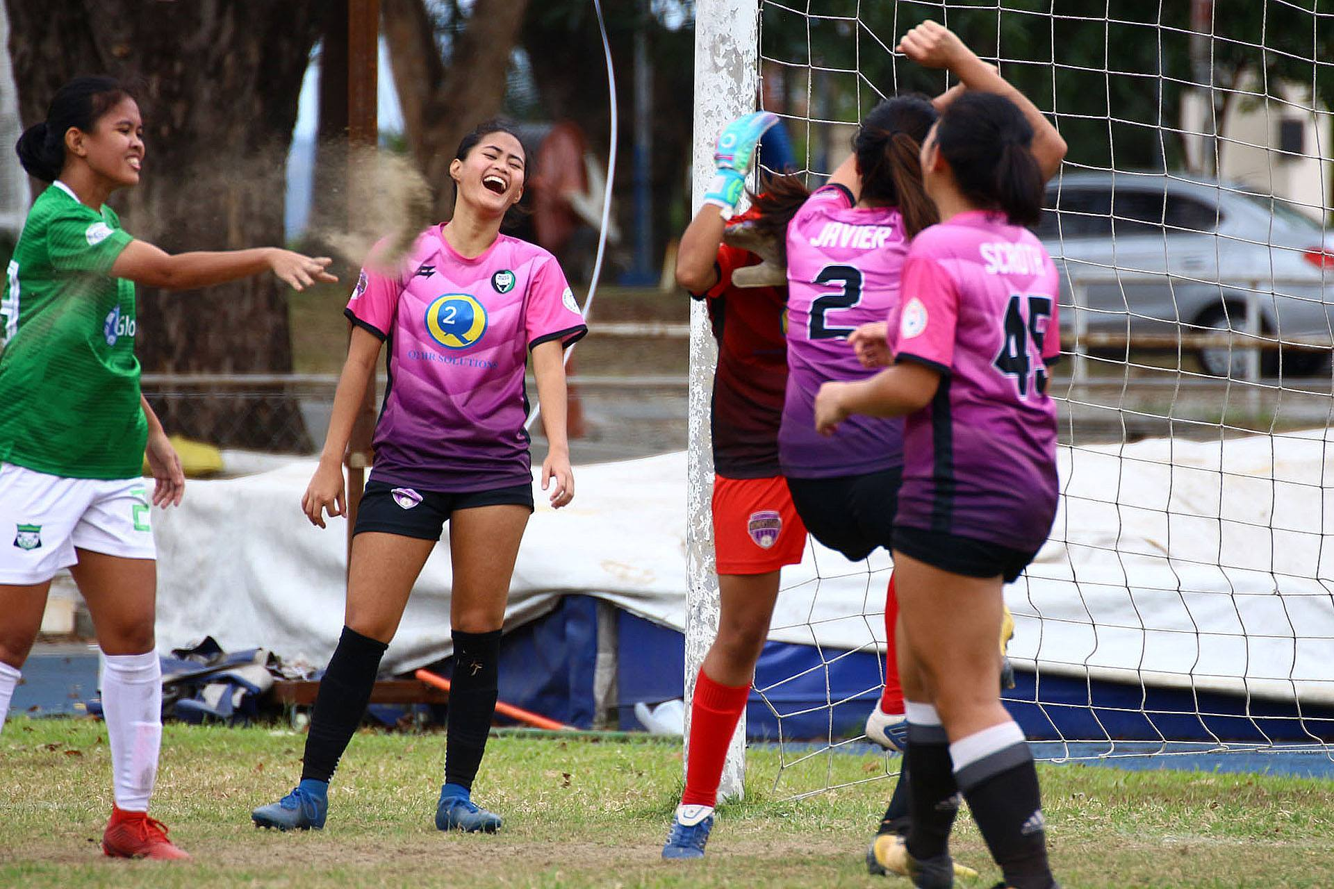 Tiebreaker Times Yana Bautista's dad launches healthcare information system project ADMU Football News PFF Women's League  Yana Bautista Coronavirus Pandemic