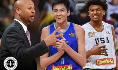 Tiebreaker Times What system will Brian Shaw use to utilize Kai Sotto, Jalen Green in G League? Basketball NBA Philippines News  Kai Sotto Jalen Green Brian Shaw 2020-21 NBA G-League Season