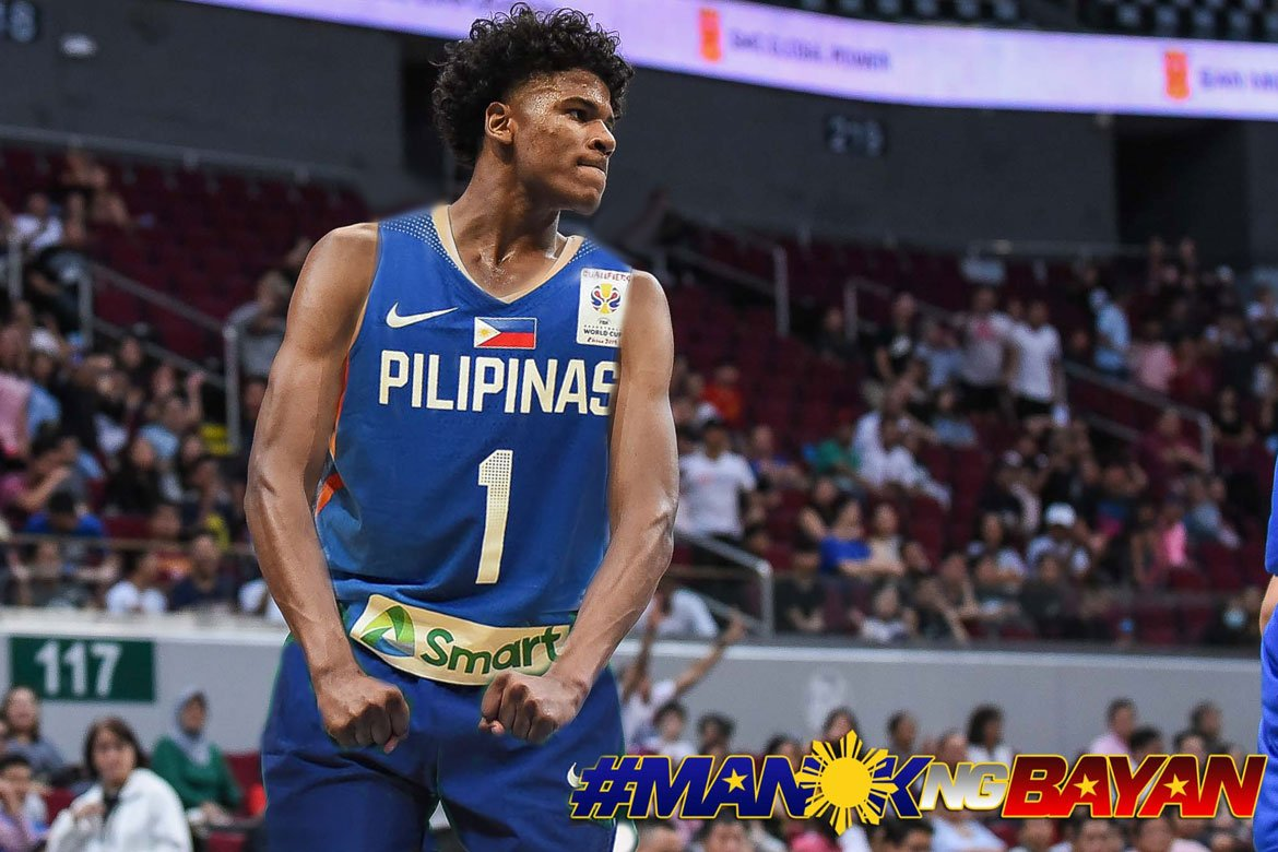 Tiebreaker Times Despite playing for Team USA, Jalen Green not closing doors on Gilas Basketball Gilas Pilipinas News  USA (Basketball) Jalen Green Gilas Pilipinas Men